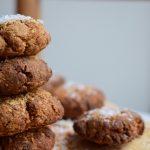 Glutenvrije vegan kokos koekjes