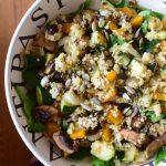 Snelle couscous salade