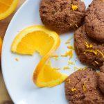 Sinaasappel-speculaas koeken