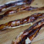 Vegan smokey bacon