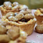 Vegan Sinterklaas appeltaartjes