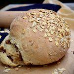 Vegan muesli-kwarkbroden (zonder gist)