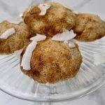 Kokoskoeken zonder toegevoegde suiker (4 ingrediënten)